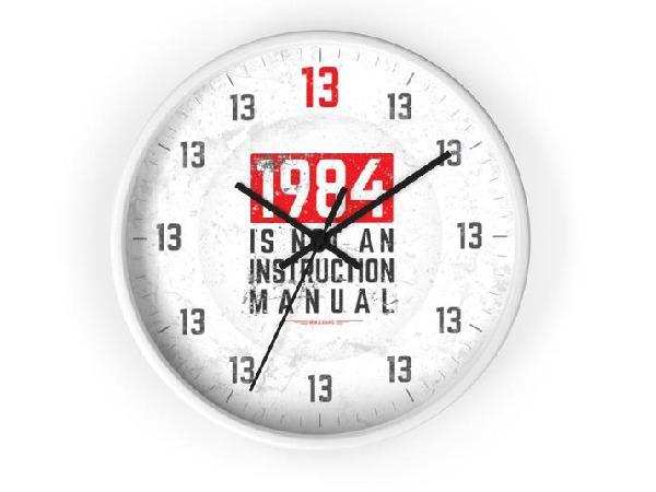 clock 13